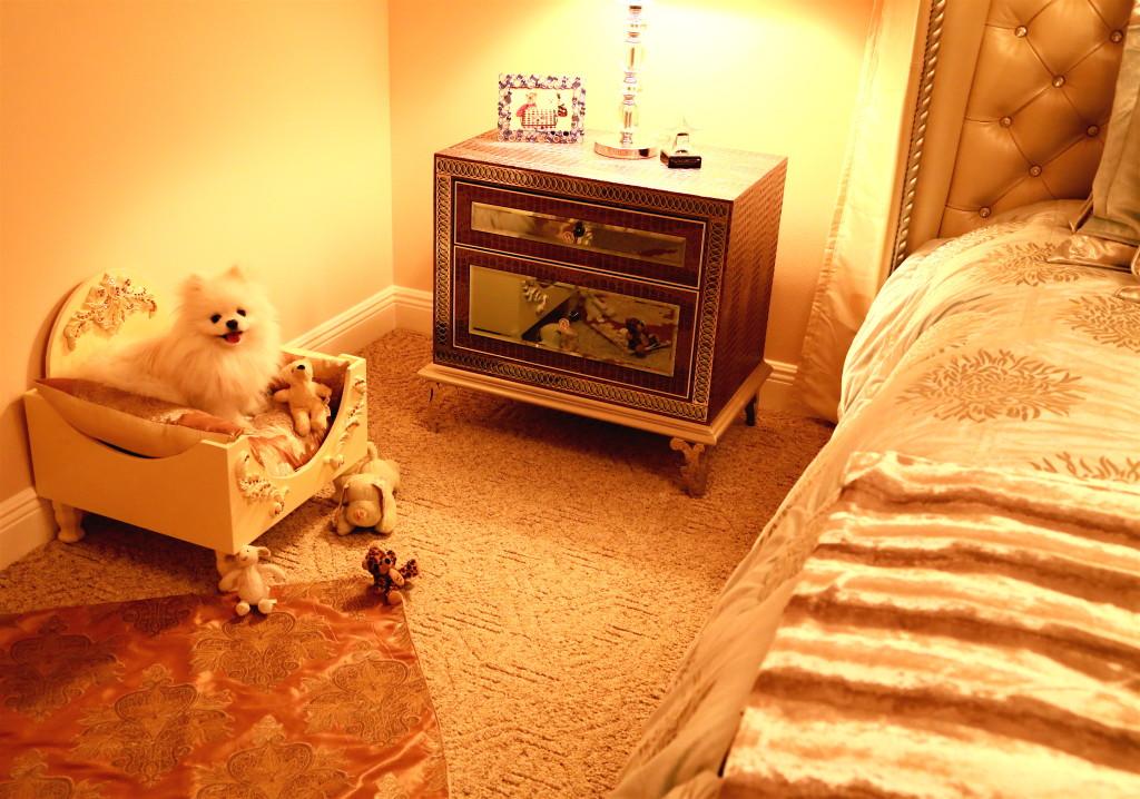 Sophia's boudoir