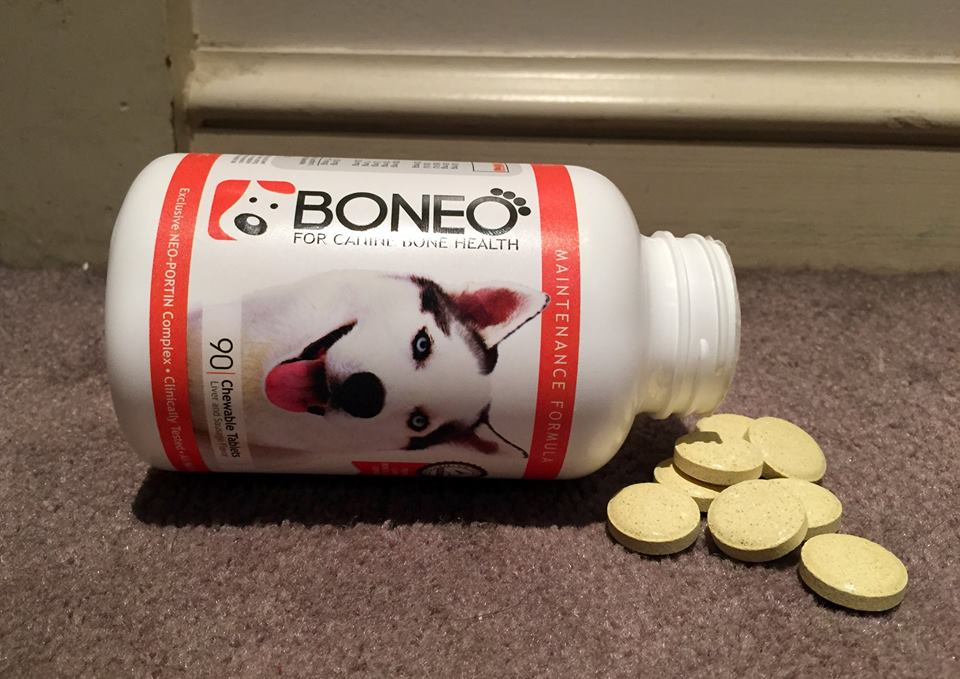 BONEO Canine Review and GIVEAWAY