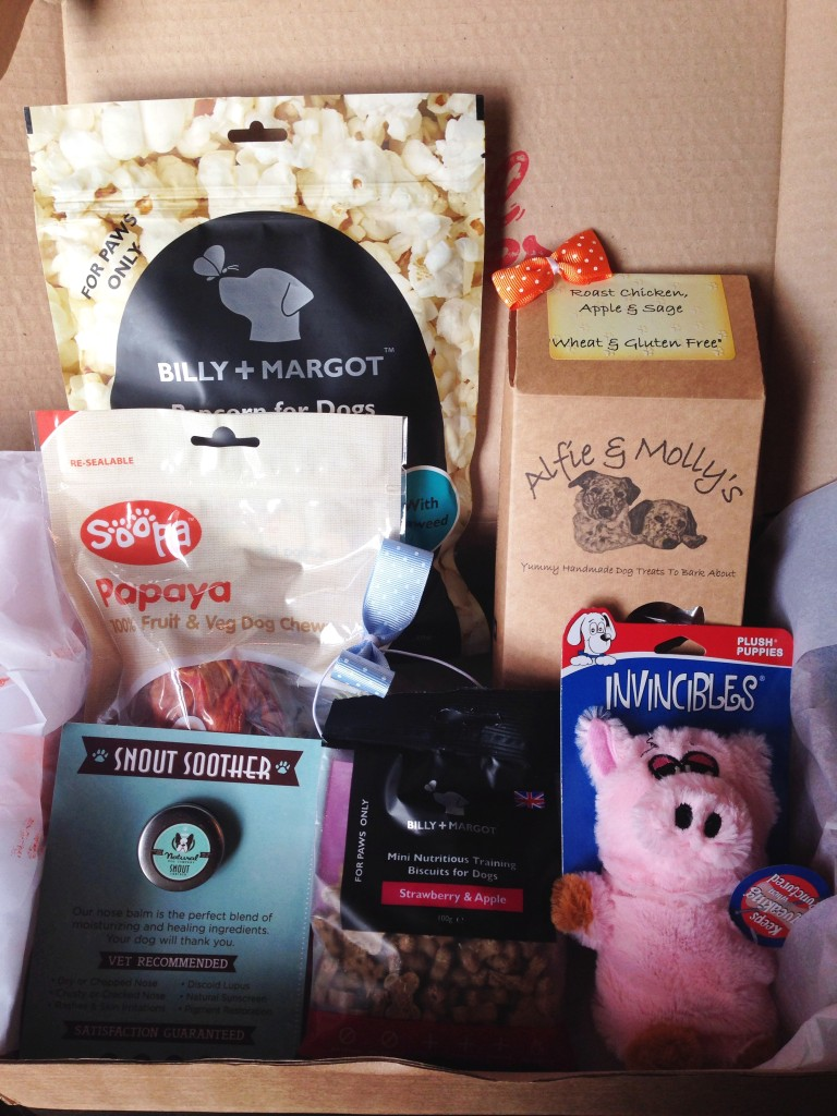 The Tail Wagger Gift Box & Giveaway