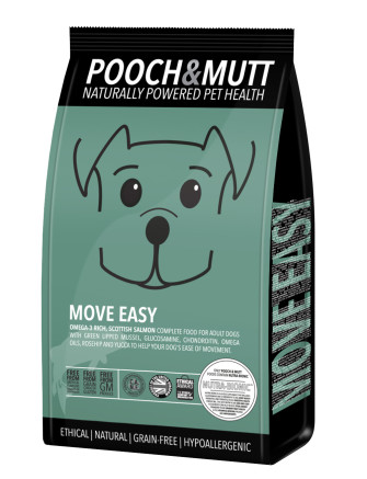 Pooch & Mutt Review-Move Easy