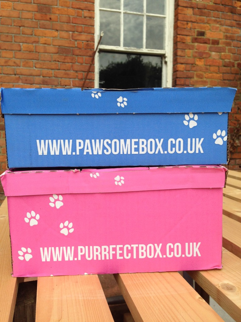 Pawsome/Purrfect Review and Giveaway and Discount