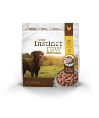 #InstinctRaw Dog Food