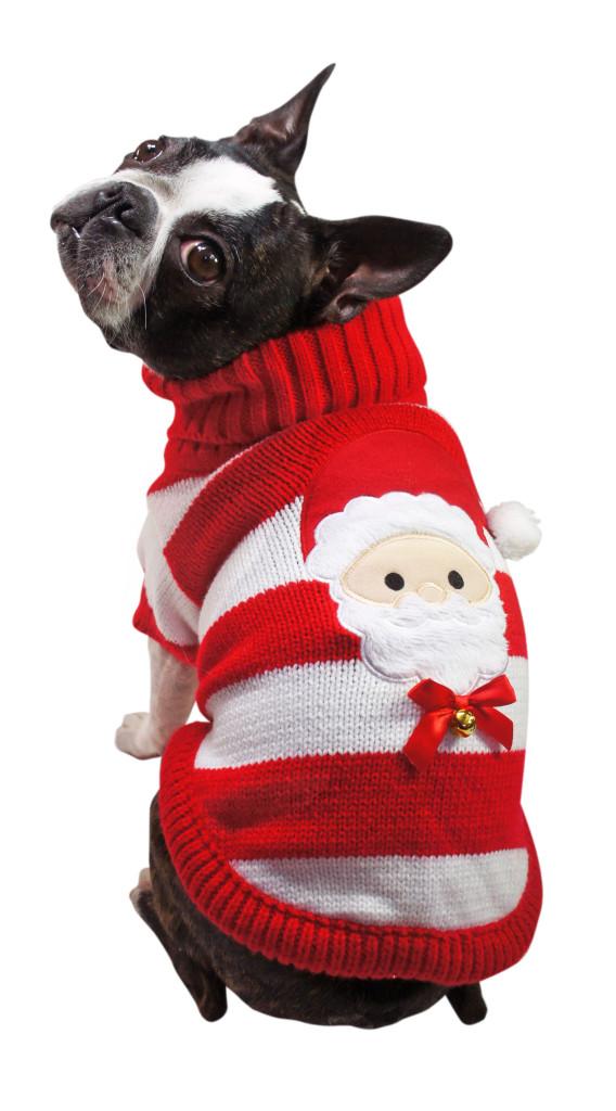Jingle Santa Sweater