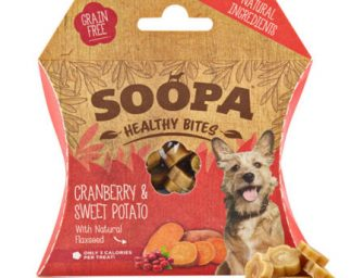 Soopa Dog Treats Review